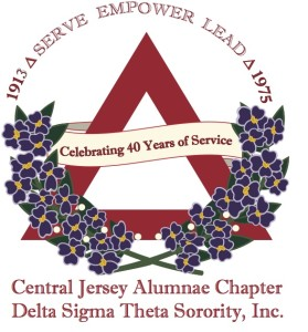 Central Jersey Alumnae Chapter of Delta Sigma Theta Sorority