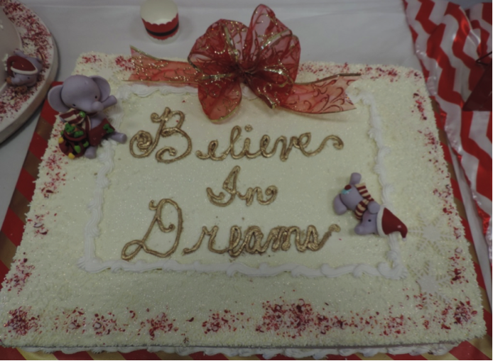 """Believe in Dreams"" Christmas Party 2016"