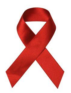 Red ribbon logo