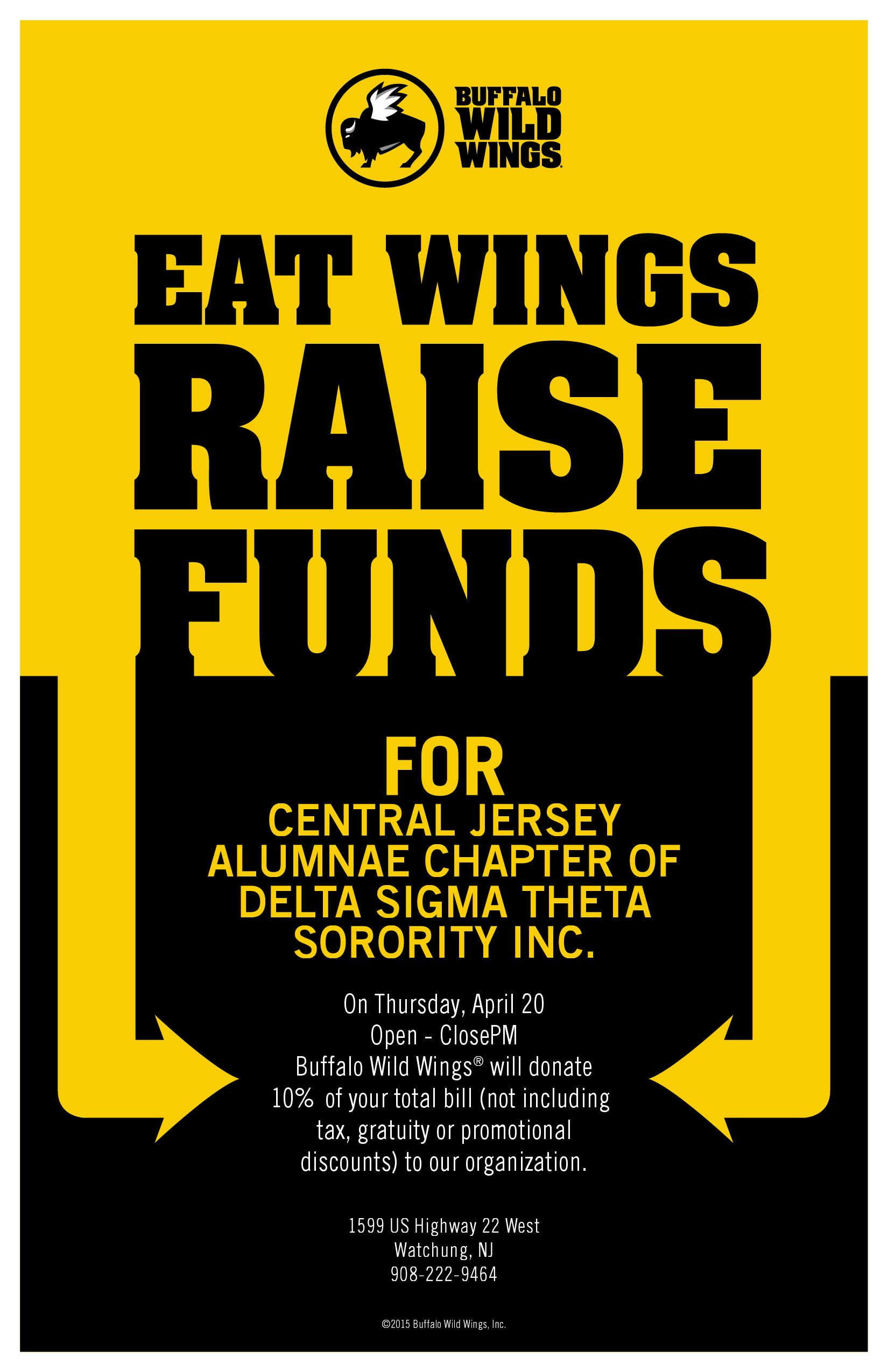 dine and donate with the deltas