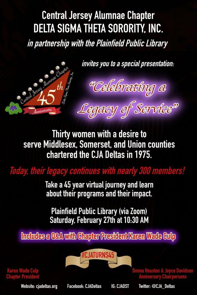 Celebrating a Legacy of Service