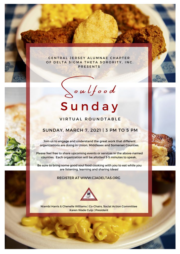 Soul Food Sunday Part II