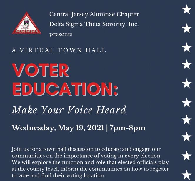 Voter Education Flyer