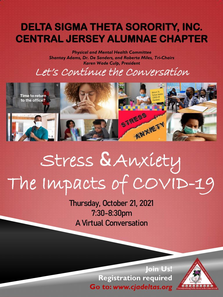 Stress and Anxiety - Impacts of COVID-19