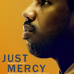 Just Mercy flyer